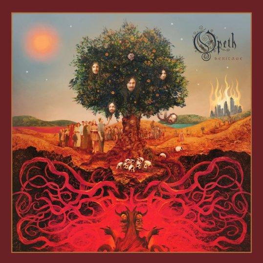 Le copertine più belle - Pagina 5 Opeth
