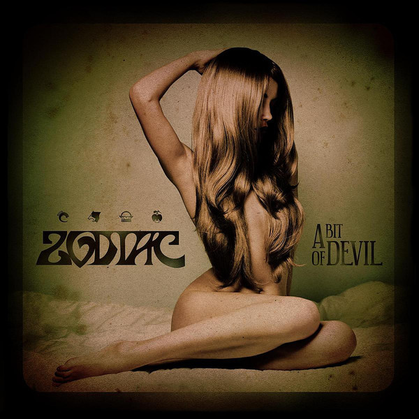 A BIt of Devil by Zodiac album cover