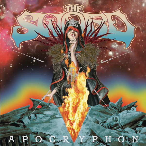 Apocryphon by The Sword album cover