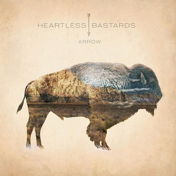 Arrow by Heartless Bastards album cover
