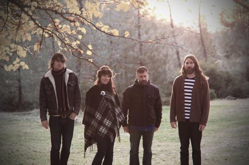 Assemble Head in Sunburst Sound band photo