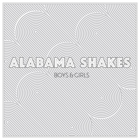 Boys & Girls by Alabama Shakes album cover