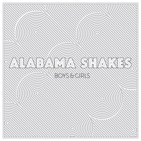 Boys & Girls by Alabama Shakes album cover