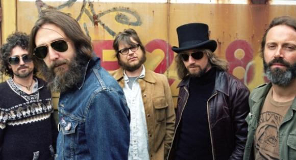 Chris Robinson Brotherhood band photo