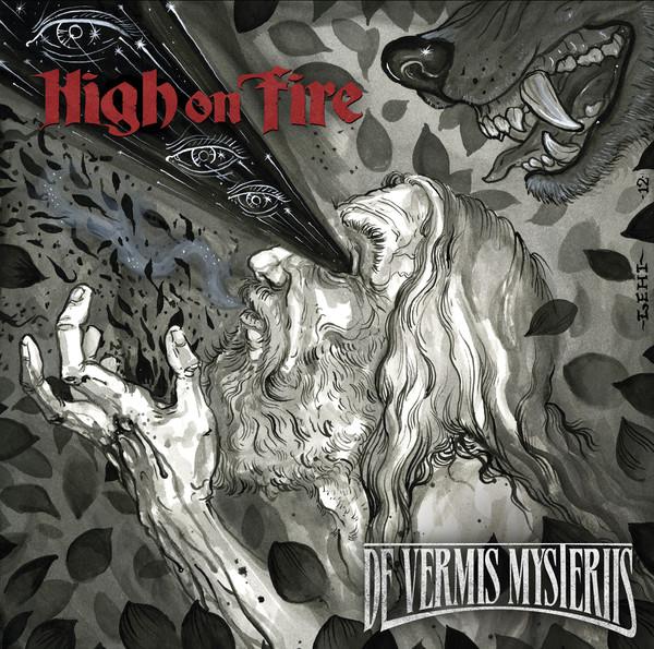 De Vermis Mysteriis by High on Fire album cover