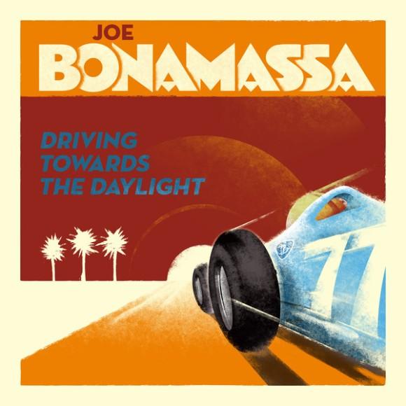 Driving Towards the Daylight by Joe Bonamassa album cover