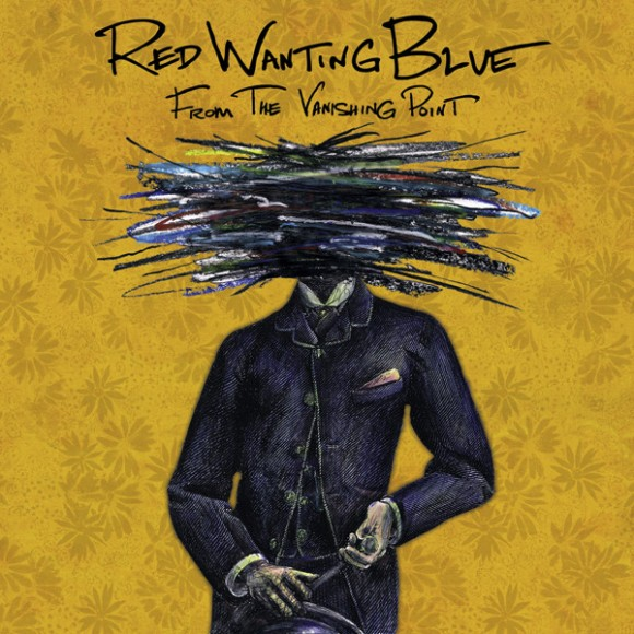From the Vanishing Point by Red Wanting Blue album cover