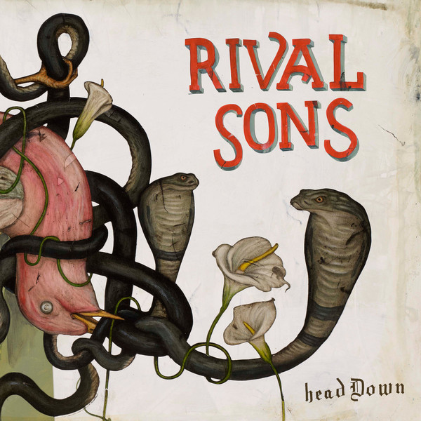 Head Down by Rival Sons album cover