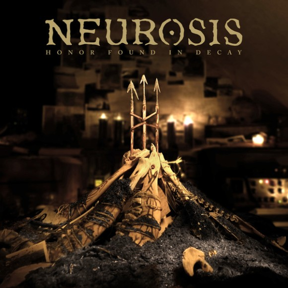 Honor Found in Decay by Neurosis album cover