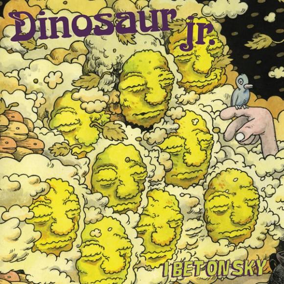 I Bet On Sky by Dinosaur Jr. album cover