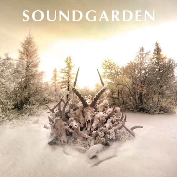 King Animal by Soundgarden album cover