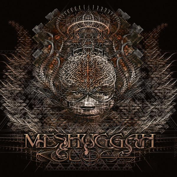 Koloss by Meshuggah album cover