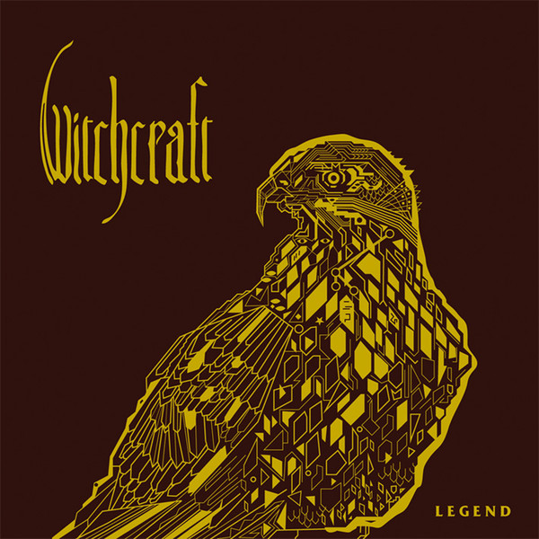 Legend by Witchcraft album cover