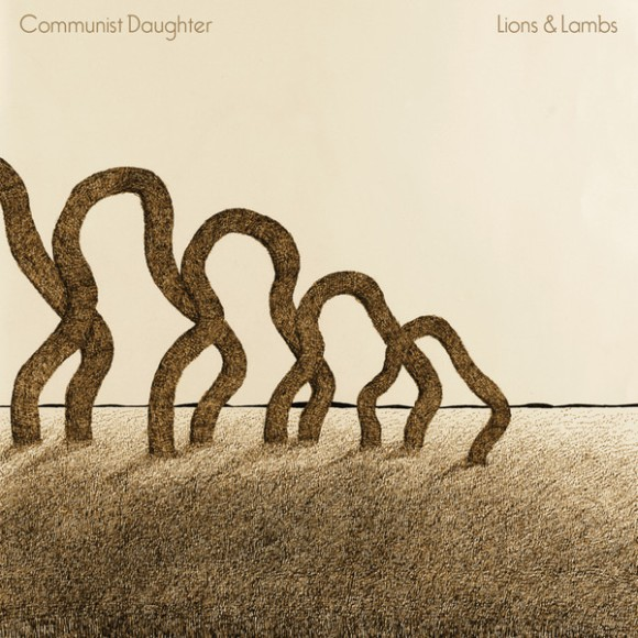 Lions & Lambs - EP by Communist Daughter album cover