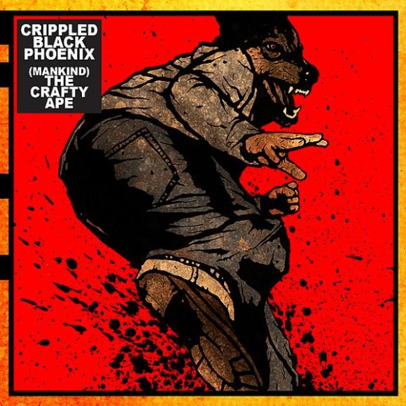 (Mankind) The Crafty Ape by Crippled Black Phoenix album cover