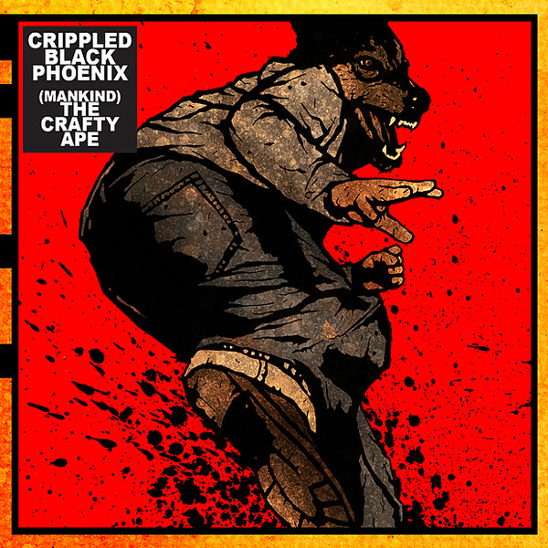 (Mankind) The Crafty Ape by Crippled Black Phoenix album cover