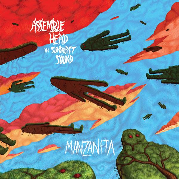 Manzanita by Assemble Head in Sunburst Sound album cover