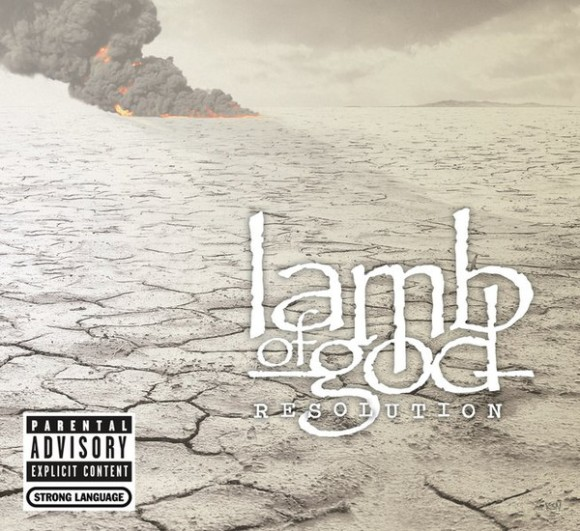 Resolution by Lamb of God album cover