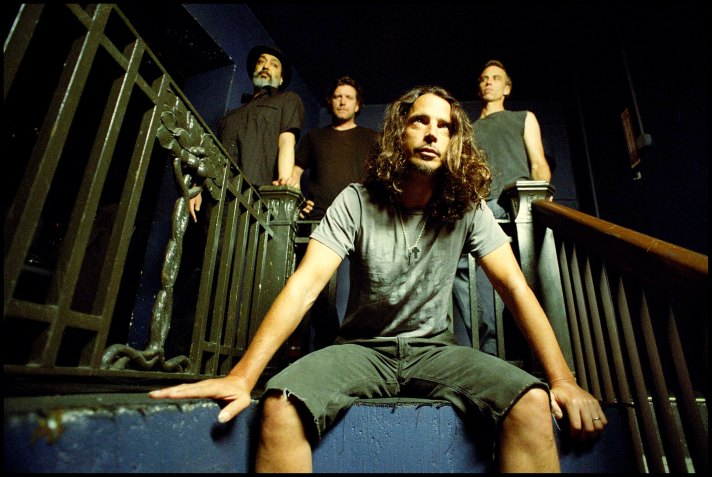 Soundgarden band photo