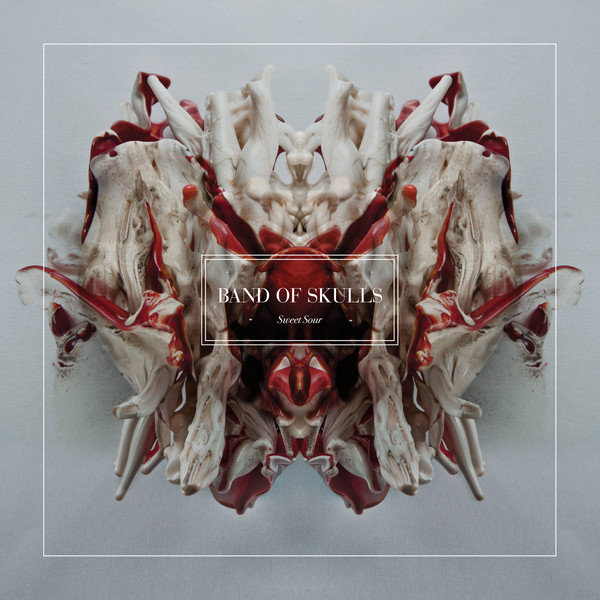 Sweet Sour by Band of Skulls album cover