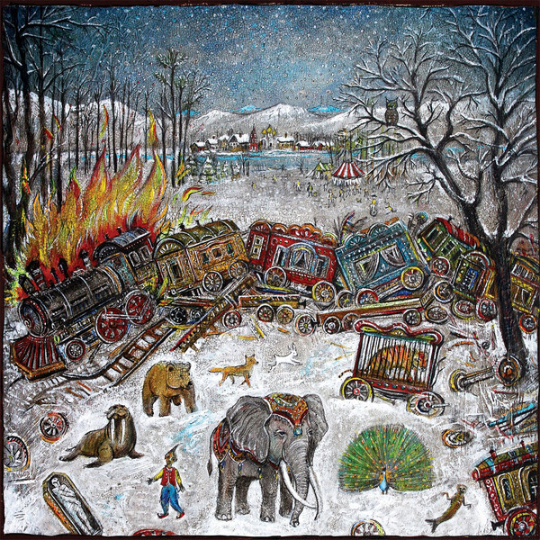 Ten Stories by mewithoutYou album cover
