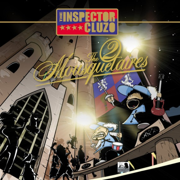 The 2 Mousquetaires by The Inspector Cluzo album cover