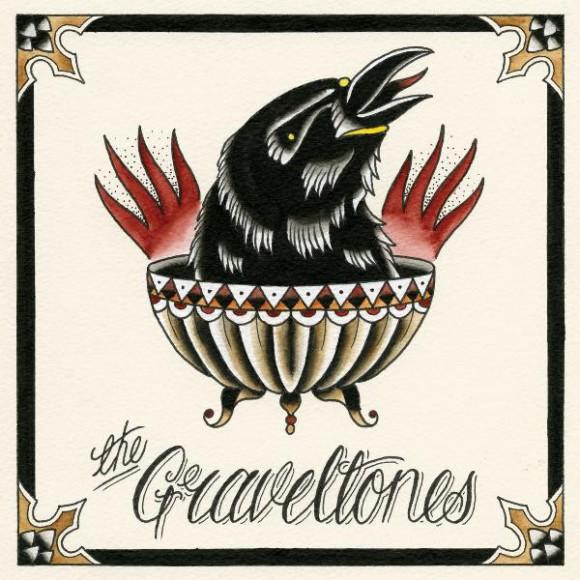 The Graveltones - EP by The Graveltones album cover