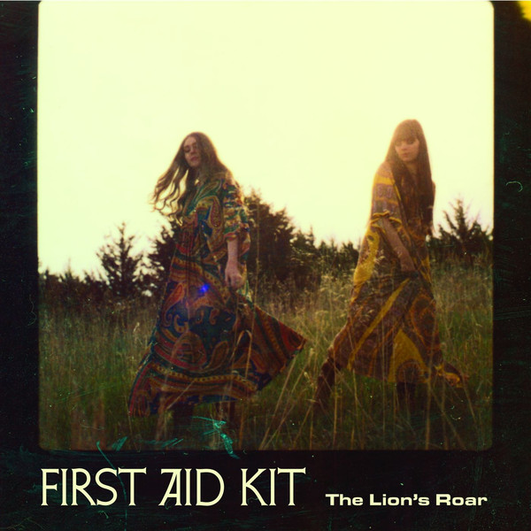 The Lion's Roar by First Aid Kit album cover