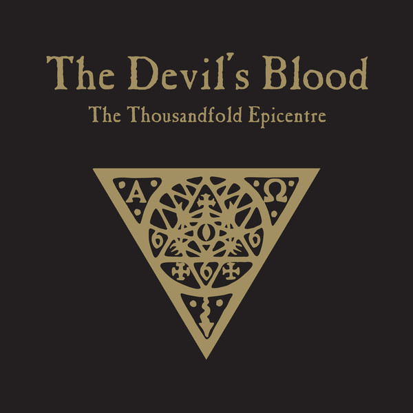 The Thousandfold Epicentre by The Devil's Blood album cover