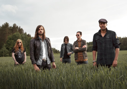 Witchcraft band photo
