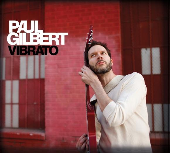 Vibrato by Paul Gilbert