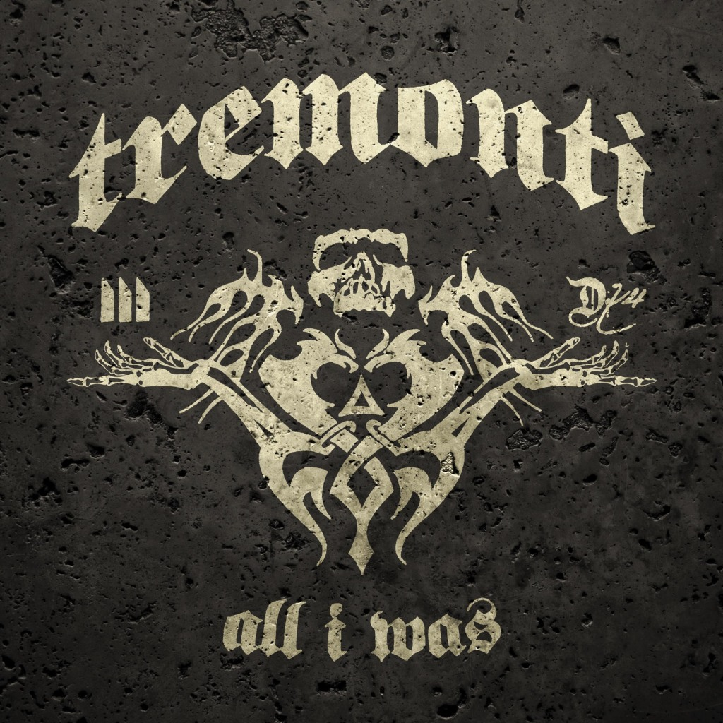 All I Was by Tremonti album cover